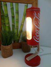 "LAMPE A POSER RECUP' ""COCA-COLA"""