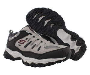 Skechers After Burn M. Fit Wonted Extra Wide Mens Shoes