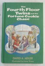 The Fourth Floor Twins And The Fortune Cookie Chase ~ Vintage Weekly Reader Book