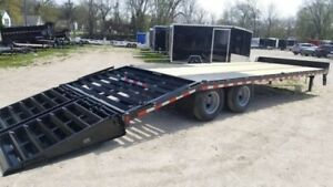 2021 Sure-Trac ON ORDER 8.5x20+5 Heavy Duty Equipment Trailer