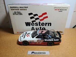'89-'94 Darrell Waltrip #17 Western Auto 1:24 NASCAR Team Caliber Vintage MIB