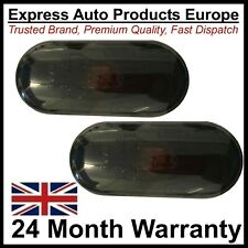 Smoked Black Side Repeater Set SEAT Ibiza 6K Toledo Mk1 Alhambra
