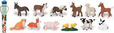 Safari Limited TOOB Plastic Miniatures, Hand-Painted, FARM BABIES