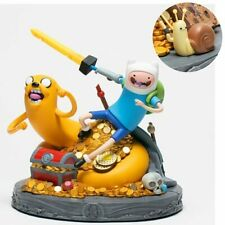 Adventure Time Jake and Finn Statue 1/2/2021 PRESALE