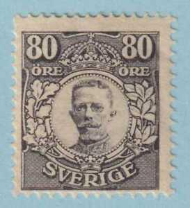 SWEDEN 92  MINT HINGED OG * NO FAULTS VERY FINE - SCARCE STAMP!