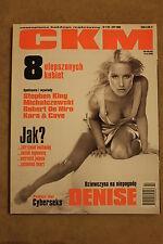 CKM 2/1999 Denise Van Outen, Metallica, Dariusz Tiger Michalczewski