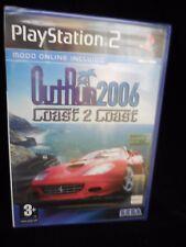OutRun 2006:Coast 2 Coast para playstation 2 nuevo y precintado