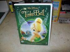 "DVD MOVIE ""DISNEY'S TINKERBELL"" GREAT FAMILY MOVIE"