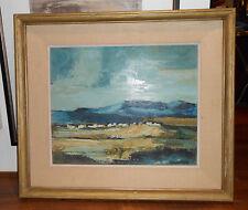 Armen Gasparian Mid Century Landscape Painting
