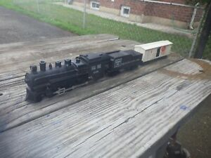 AMERICAN FLYER 21166 ENGINE TENDER, AND AUTOMATIC CERIAL EJECTION CAR