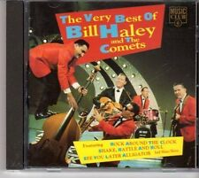 (DM366) The Very Best of Bill Haley & The Comets - 1992 CD