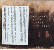 (DX555) Garrick Davis, Expose Your Self - 2011 CD