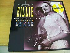 BILLIE HOLIDAY LOVER MAN  LP  MINT-