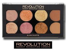 Makeup Revolution Palette Blush Bronze Highlight Golden Sugar 2 Rose Gold