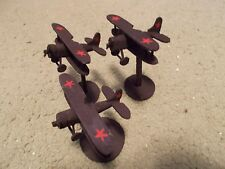 Flames of War 15mm, 1/144 Scale painted Soviet PO-2 Night Witches Aircraft (3)