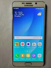 Samsung Galaxy Note 5 SM-N920P - 32 GB White (Sprint+GSM Unlocked) Smartphopne
