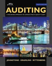 Auditing : A Risk Based-Approach to Conducting a Quality Audit (with ACL CD)