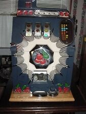 MILLS  Original Bursting Cherry Slot-Machine  /  Perfect Condition