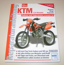 Reparaturanleitung KTM LC-4 Modelle - Enduros und Supermotos - ab 1987!
