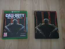 Call Of Duty Black Ops 3 with Steelbook For Xbox One Brand New