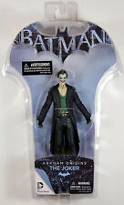 DC Collectibles ~ Arkham Origins ~ THE JOKER ACTION FIGURE ~ Batman Asylum