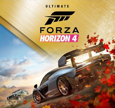 FORZA HORIZON 4 ULTIMATE EDITION 4 + ALL DLC [SELF ACTIVATION] [ACCOUNT]