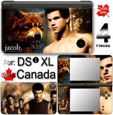 JACOB TWILIGHT NEW MOON ECLIPSE SKIN COVER f DSi XL LL