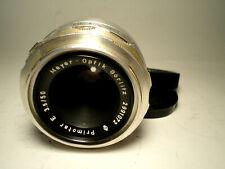 M42 Meyer Optik Primotar E 1Q 1:3,5/50mm - TOP CONDITION RARE VINTAGE