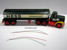 """""""1975 to 1978 HESS BULBS - RED & GREEN WIRES - REPLACEMENT LIGHT PART"""""""
