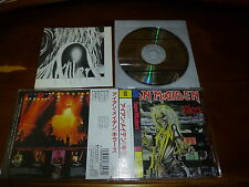 Iron Maiden / Killers JAPAN ORG'93 TOCP-7601 A7