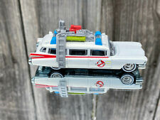 HOT WHEELS RETRO ENTERTAINMENT GHOSTBUSTERS ECTO-1 REAL RIDERS