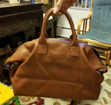 Royce Leather Euro Traveler Petite - Tan