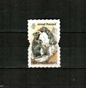 FALKLAND ISLANDS Scott's C1 ( 1v ) Rockhopper Penguins F/VF Used ( 2003 ) #2