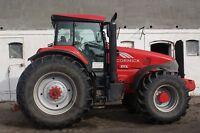 McCormick Tractor Workshop Manuals ZTX Series