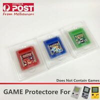 GAME PROTECTORS Cases Nintendo GameBoy / Color /Pocket Storage Box Tray