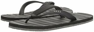 Man Reef Switch Foot Flip Flop Sandal RF0A2YFS Color Black 100% Authentic New