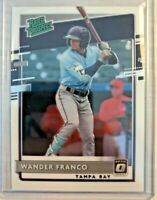 Wander Franco 🌟 2020 Donruss Optic Rated Prospect #RP-1 Tampa Rays World Series