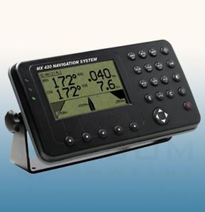 Simrad Leica MX420 (MX420/8) Professional Commercial GPS, 8 Port NMEA Display