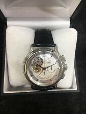 Zenith El Primero Chronomaster T Open Chronograph Automatic Watch NEW BAND