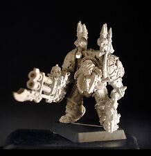 Vintage Games Workshop Citadel Chaos Marine Terminator  figure  METAL