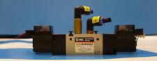 SMC Solenoid Valve Vanne evz5223/CEC 5223 (Rechn. INCL. TVA)