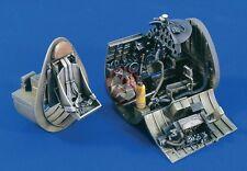 Verlinden 1/32 Vought F4U-1D Corsair Cockpit Set (for Revell kit) [Resin] 1518