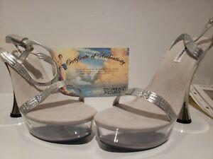 "Pamela Anderson Screen Worn ""V.I.P."" Shoes Pam Reflections Heels Columbia COA"