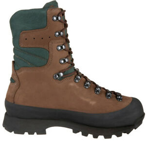 Kenetrek Men's Brown Size 10.5 Narrow Mountain Extreme Insulated Hunting Boots