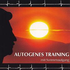 Bernhard Moser-CD-autogenes allenamento con Alba