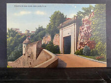 Puerto Rico 1940-50s, Gonzalez Padin Co Postcard Tarjeta Postal, sin usar/unused