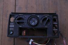 BMW 728 - 733i E23 77-79 Heater Control Panel Bedienteil Heizung 64111364996