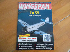 Every Two Month November Aircraft Transportation Magazines
