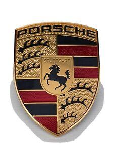 Porsche Emblem Wappen