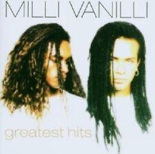 MILLI VANILLI 'GREATEST HITS' CD NEW+